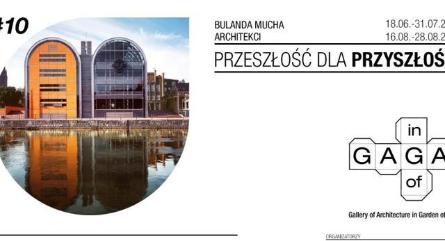 Współczesna architektura, warszawscy architekci i krakowska galeria