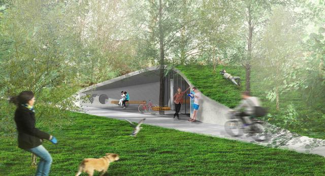Projekt łazienki 2016. Konkurs architektoniczny Koło, Grand Prix