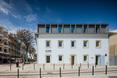 Bryła hostelu Conii. Współczesna architektura Portugalii