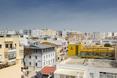 Współczesna architektura Portugalii: panorama miasta Quarteira