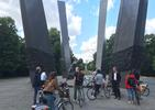 Zielona architektura Warszawy i rower