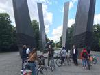 Współczesna architektura Warszawy, miejskie parki i pomniki. Wszystko widziane z perspektywy rowerzysty