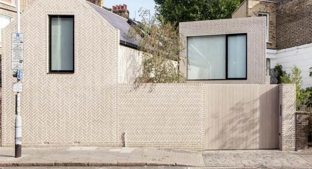 Mały wiktoriański dom w Londynie. Już po modernizacji