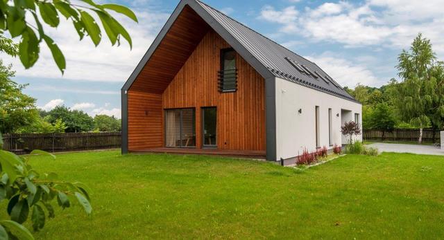 Simple House, czyli prosty dom energooszczędny
