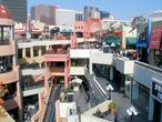 Centra handlowe - architektura USA.  Westfield Horton Plaza
