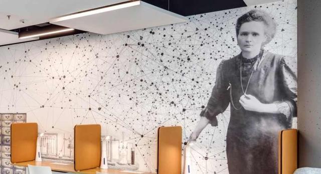 Architektura wnętrz biur JLL w Warszawie