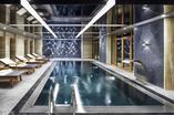 Architektura wnetrz tureckiego hotelu butikowego: basen