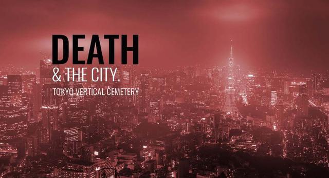 Architektura Tokio: wertykalny cmentarz