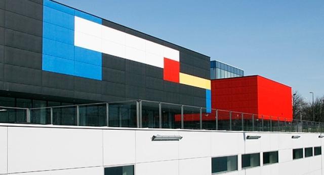 Centrum Promocji Mody w Łodzi, bryła budynku