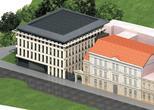 Bryła Sądu Okręgowego w Bydgoszczy