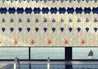 Architektura wnętrz: kafle Mewa