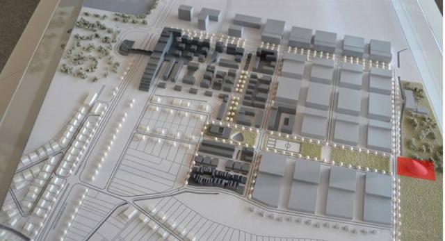 Architektoniczny konkurs studialny na projekt kościoła w Nowych Żernikach