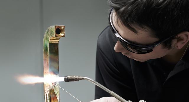 Manufaktura Axor, ręczna zmiana długości wylewki