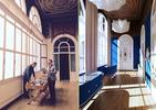 Włoski design. Architektura wnętrz rzymskiego palazzo