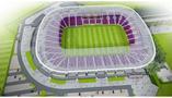 Nowy stadion piłkarski w Szczecinie. Projekt architektoniczny