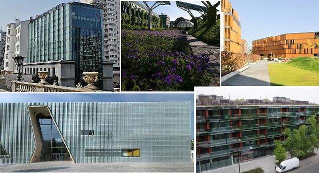 Nagrody architektoniczne Prezydenta m. st. Warszawy