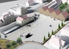 Projekt nowej przestrzeni miejskiej w Bogatyni
