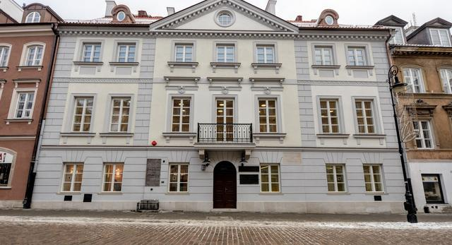 Muzeum Marii Curie - Skłodowskiej