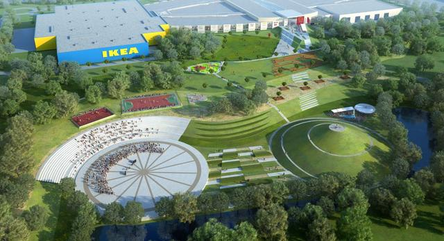Nowa Ikea w Zabrzu
