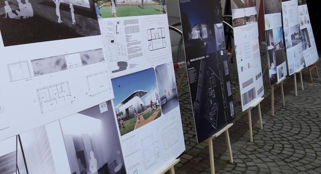 Konkurs architektoniczny Koło. Toaleta publiczna dla Poznania