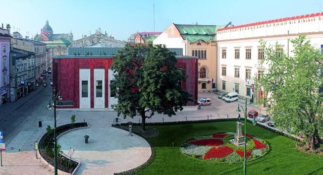 Pawilon Wyspianski Krakow