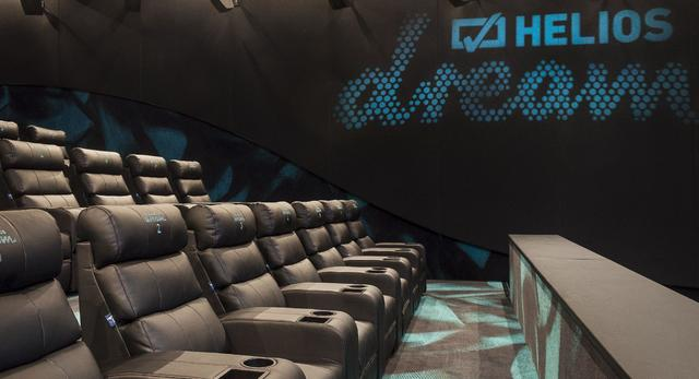 Helios w Gdańsku najbardziej designerskim kinem na świecie