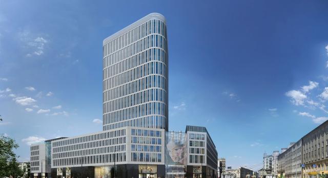 Kompleks biurowo-handlowy Plac Unii