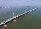 Zobacz najdłuższy most na świecie! Hong Kong–Zhuhai–Macau Bridge ma 55 km długości