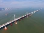 Najdłuższy most na świecie - Hongkong Zhuhai Makao Bridge