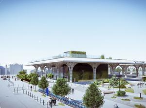 Dworzec Metropolitalny w Lublinie w finale World Building of the Year