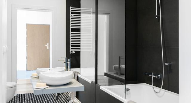 Pięć sposobów na łazienkę