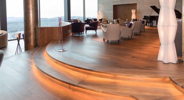 Bürgenstock - innowator w świecie hotelowej gościnności