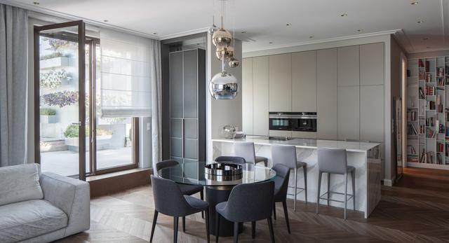 Komfortowy apartament projektu Pauliny Taff
