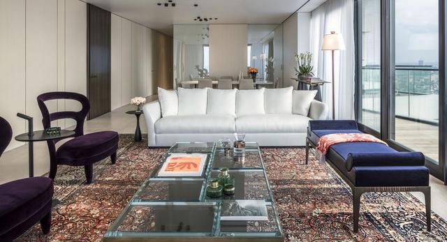 Luksusowa rezydencja w Tel Awiwie