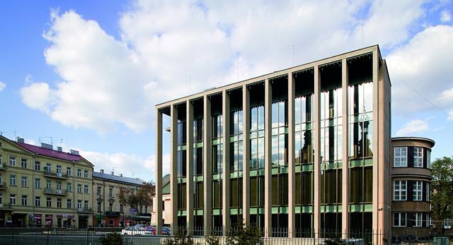 Biblioteka publiczna w Lublinie