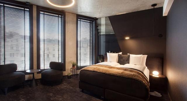 Klimatyczne wnętrza The Loft Hotel