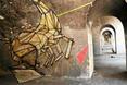 Pierwsza w Warszawie galeria street artu. Stary fort będzie celem wycieczek?
