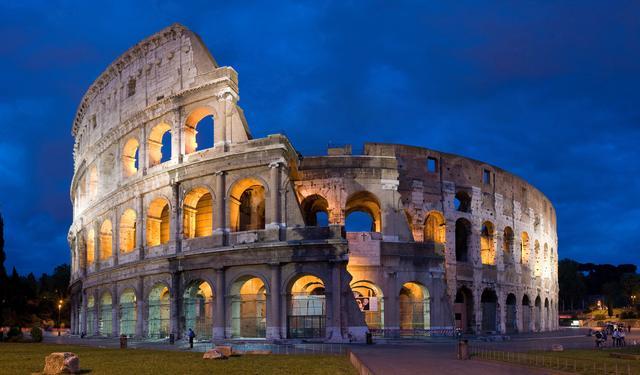 Amfiteatr - architektura Rzymu
