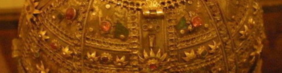 Relikwiarz z XV wieku