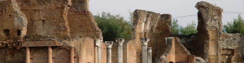Rzymska Willa Hadriana w Tivoli