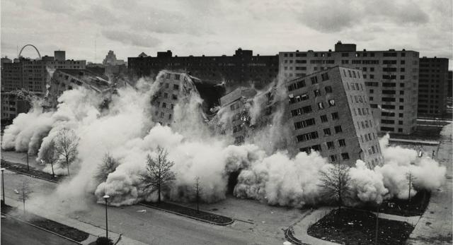 Pruitt Igoe - 39 lat po śmierci architektury modernizmu