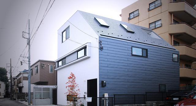 Level Architects Togoshi House