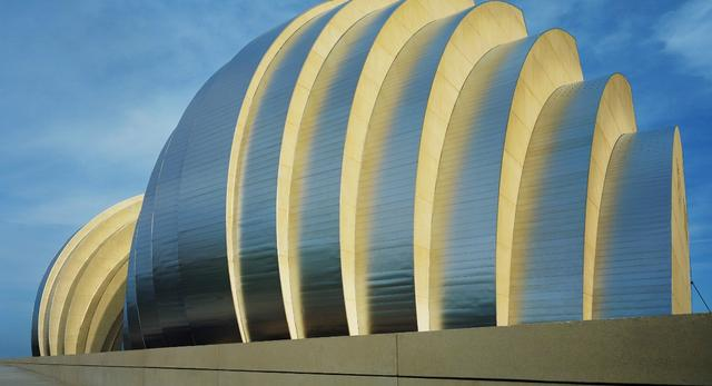 Moshe Safdie Kauffman Center for Performance Arts Kansas City