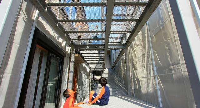 Jak stworzyć coś z niczego, czyli otwarta architektura, projektu Toshiaki Oyabu Architects