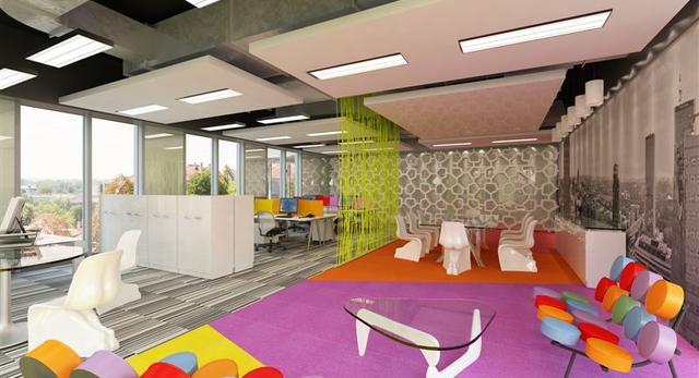 Dizajn w polskich biurach