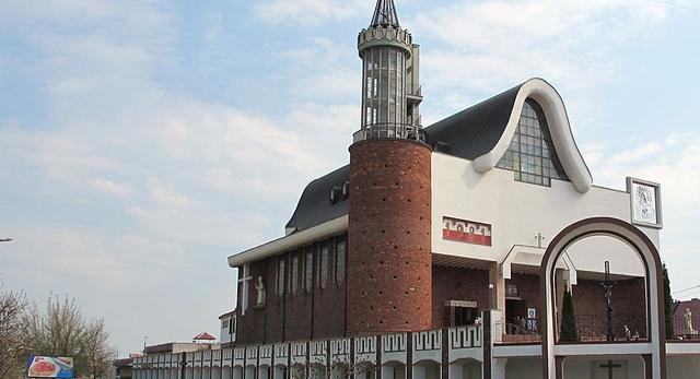 Brzydki kościół