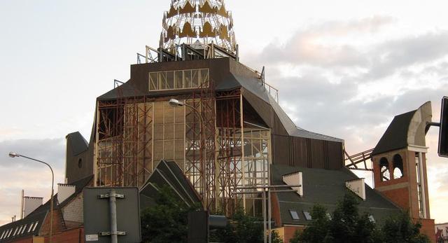 najbrzydsze kościoły w Polsce