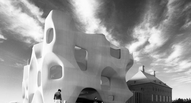 Architektura w służbie sztuki - nowy budynek Serlachius Museum projektu Pink Cloud i Eero Lunden Studio