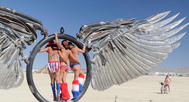 Festiwal Burning Man