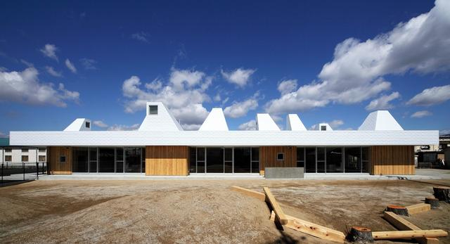 Archivision Leimond Nursery School Nagahama Shiga Japonia